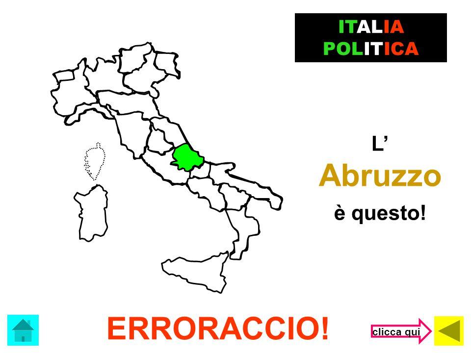La Sicilia è questa! SBAGLIATO !!! ITALIA POLITICA clicca qui