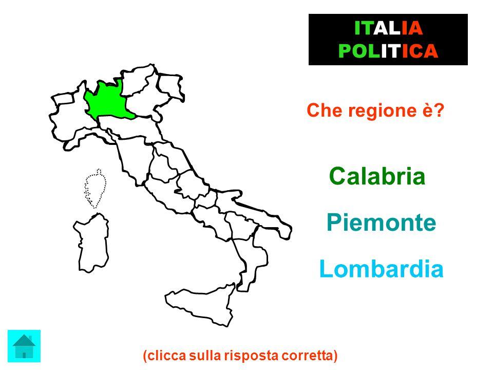 Basilicata BRAVO !!! ITALIA POLITICA clicca qui