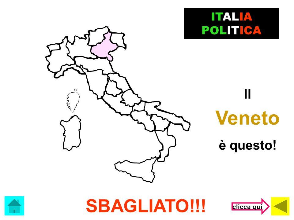 Il Lazio è questo! ERRATO !!! ITALIA POLITICA clicca qui