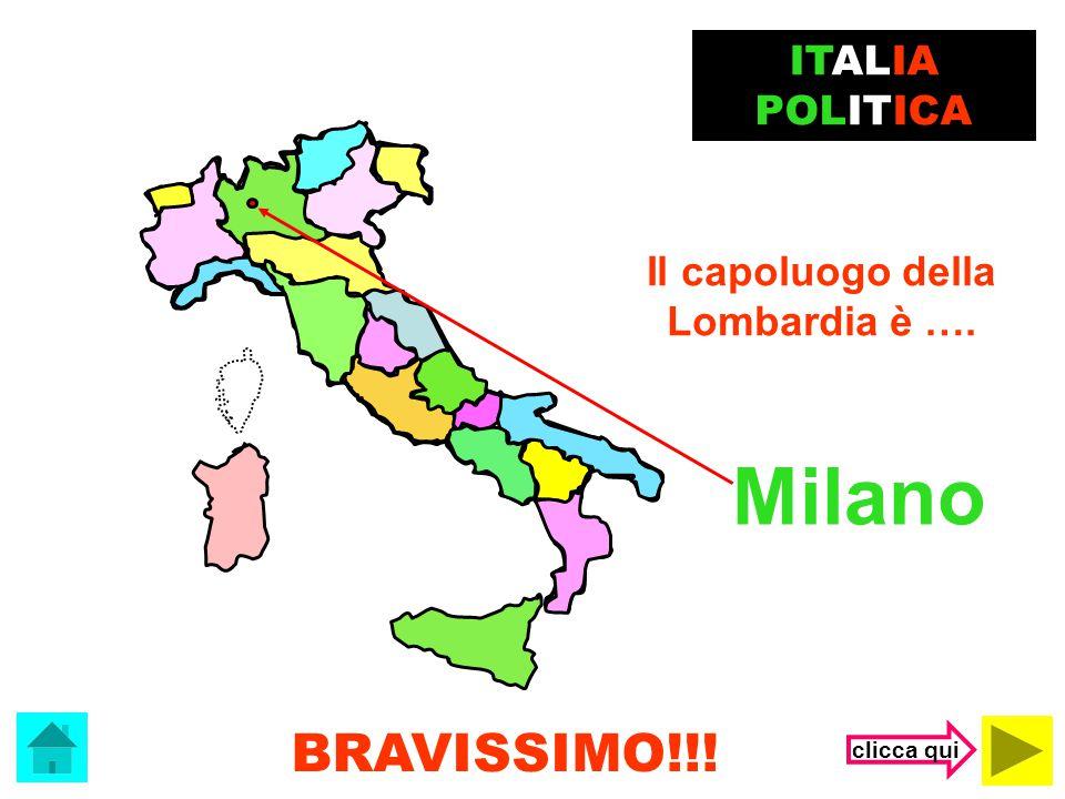 Torino ERRORE !!! è del Piemonte! ITALIA POLITICA verifica