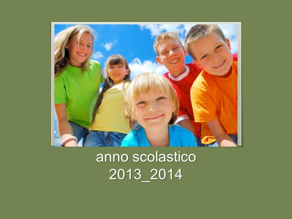Diritto allo studio anno scolastico 2013_2014