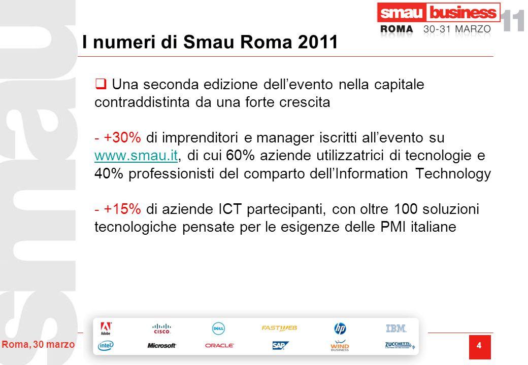 5 Roma, 30 marzo Giancarlo Capitani Presidente e Amministratore Delegato Net Consulting