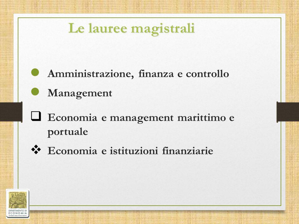 Management Stage e Tirocini