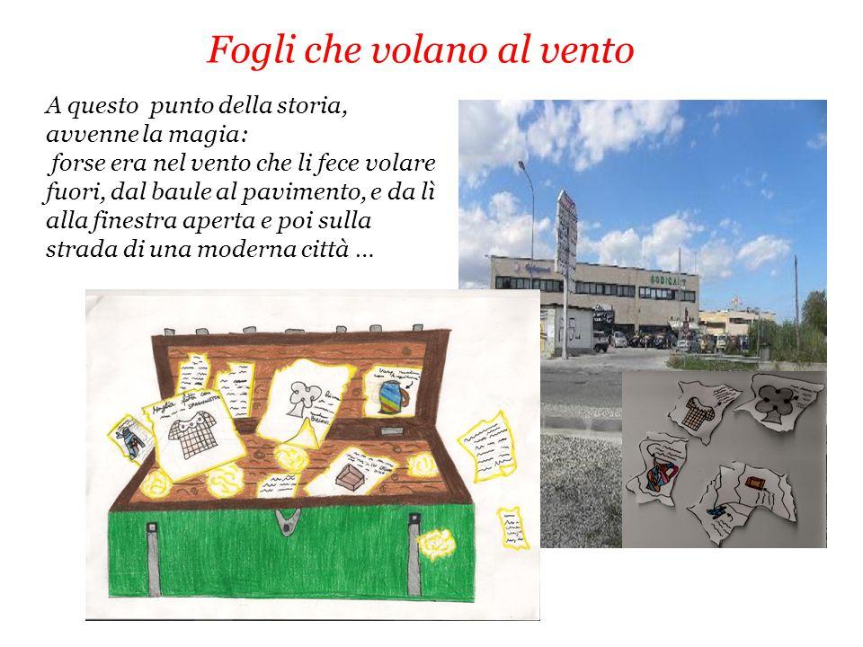 Il signor Maurizio ha regalato a Bullone un bel quadrifoglio portafortuna, realizzato con le sue mani da vero artista.