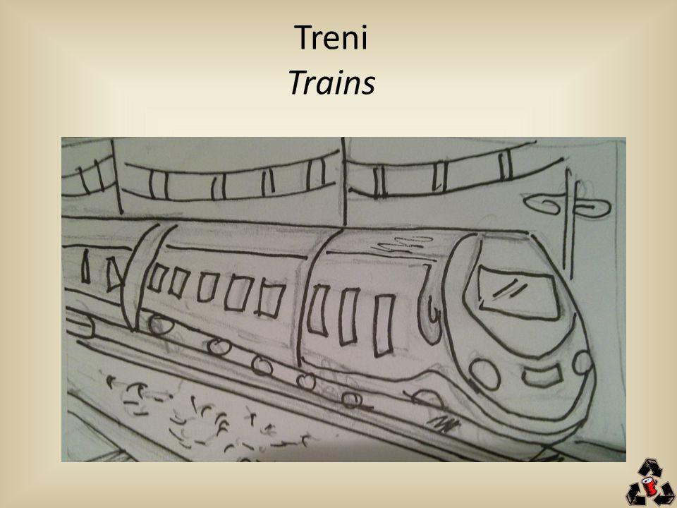 Treni Trains