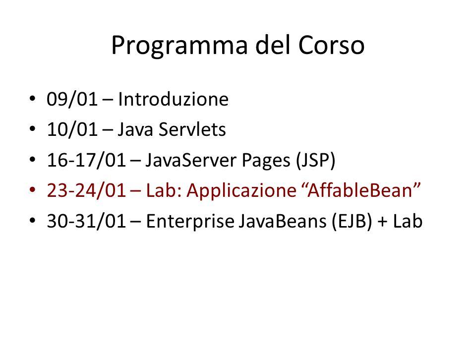 MySQL + Eclipse: Profilo Prima di testare il corretto funzionamento del profilo ricordarsi di aver avviato il server DB.