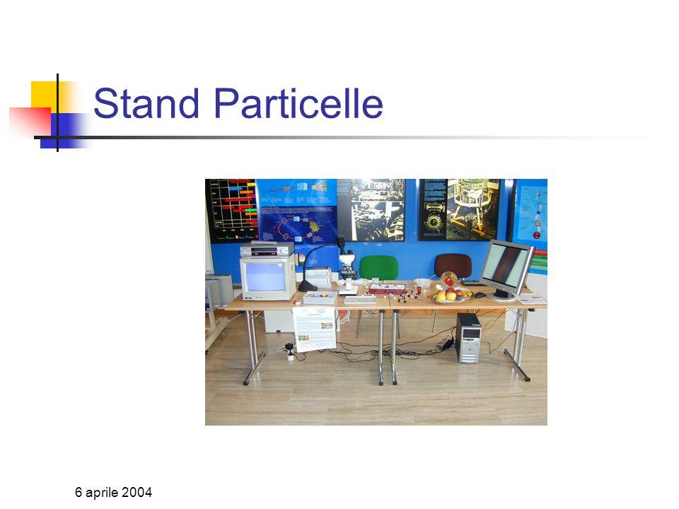 6 aprile 2004 LA FISICA SU RUOTE! Presentazione della tesi di Sergio D'Argenio