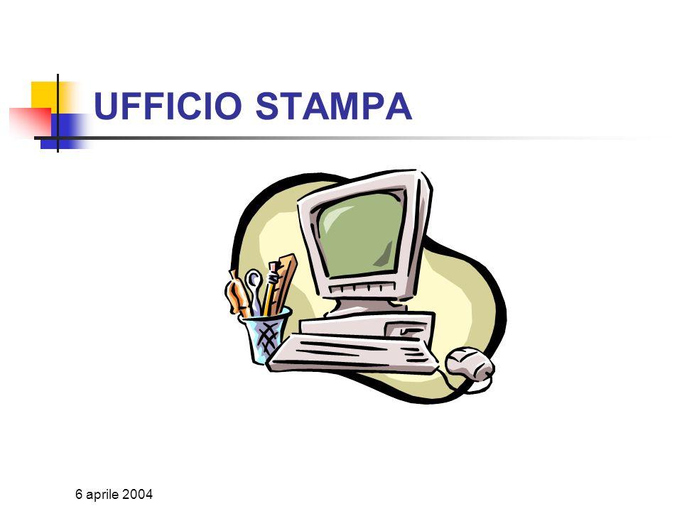 6 aprile 2004 L'ufficio comunicazione dell'Infn Barbara Gallavotti