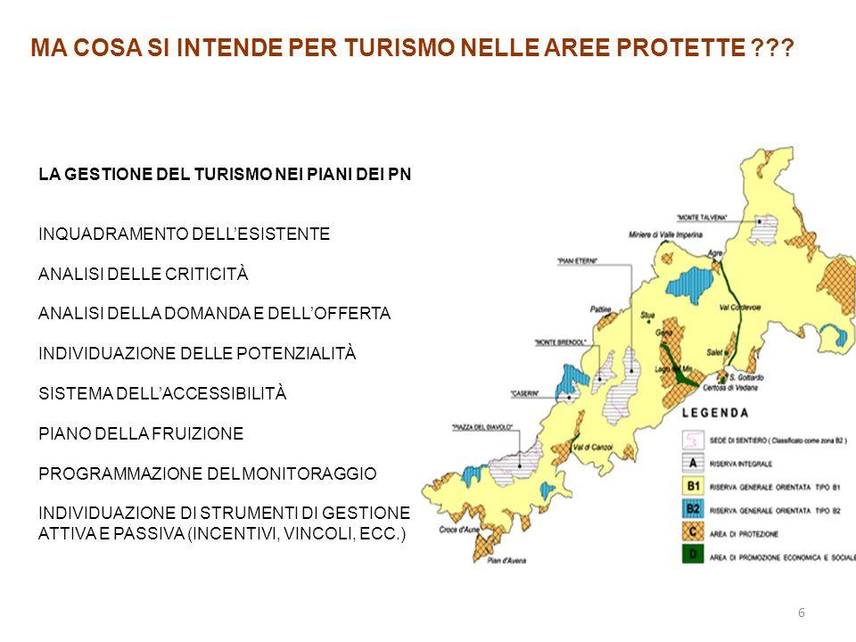 7 Fonte: Repertorio Piani Parchi Nazionali – Ispra 2011