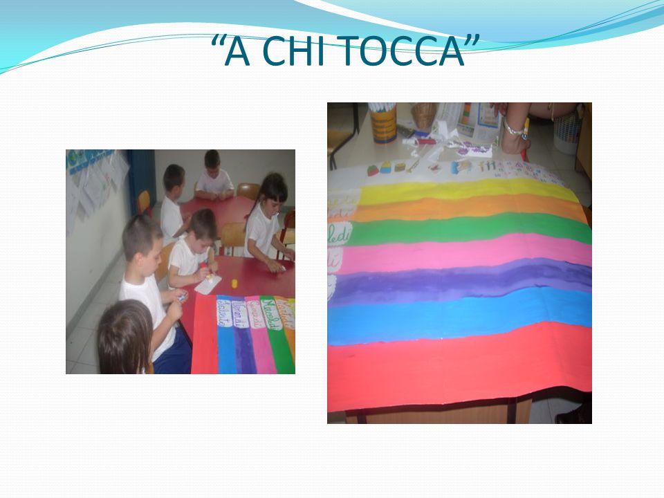 """A CHI TOCCA"""