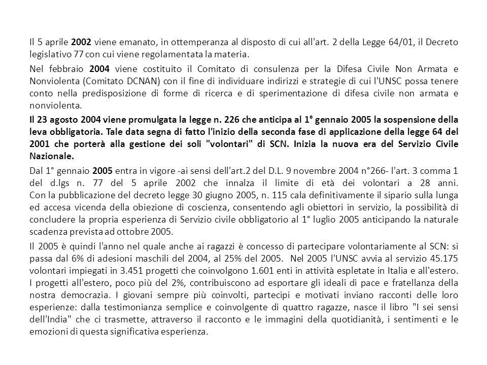 Il 2006 è un anno che segna la storia del SCN.