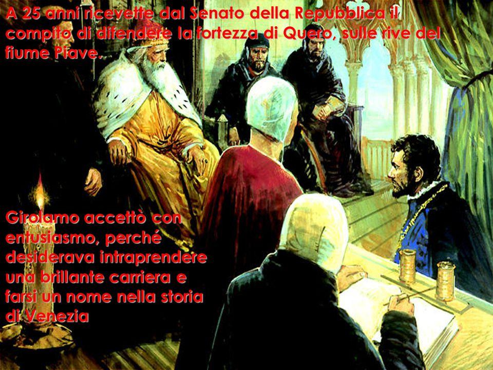 Nel 1508 l'Imperatore d'Austria e il Re di Francia di allearono contro Venezia.
