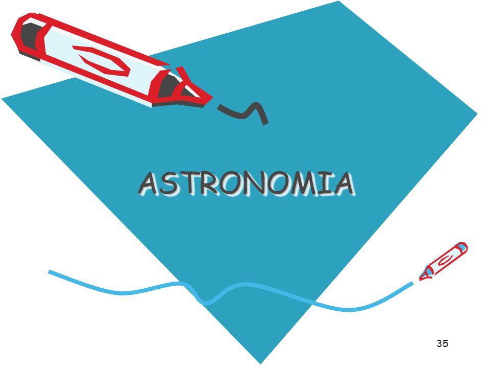 ASTRONOMIAASTRONOMIA 35
