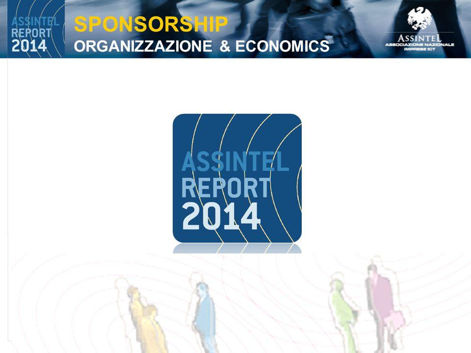 SPONSORSHIP ORGANIZZAZIONE & ECONOMICS