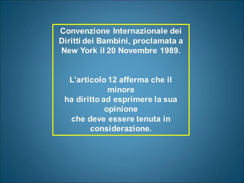 Questo diritto è riconosciuto e sostenuto nei più importanti ospedali pediatrici italiani, che hanno sottoscritto la CARTA DEI DIRITTI DEL BAMBINO IN OSPEDALE