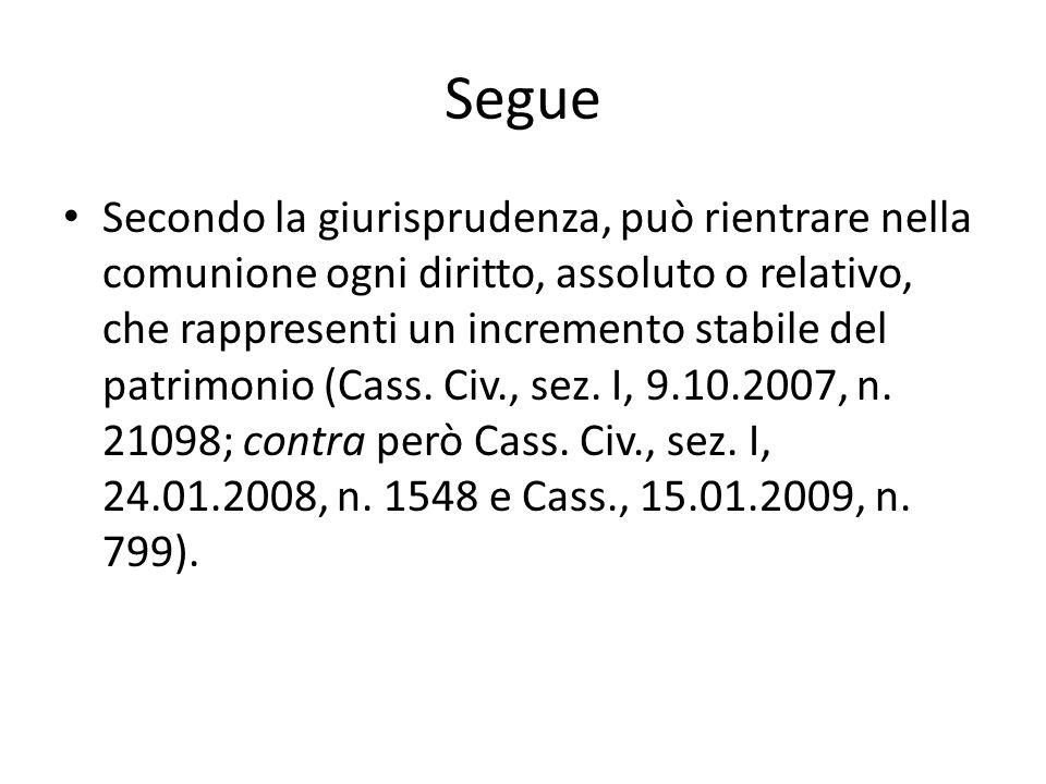 Separazione giudiziale E' pronunciata dal giudice su domanda di uno dei coniugi nel caso di esclusione dall'amministrazione (art.