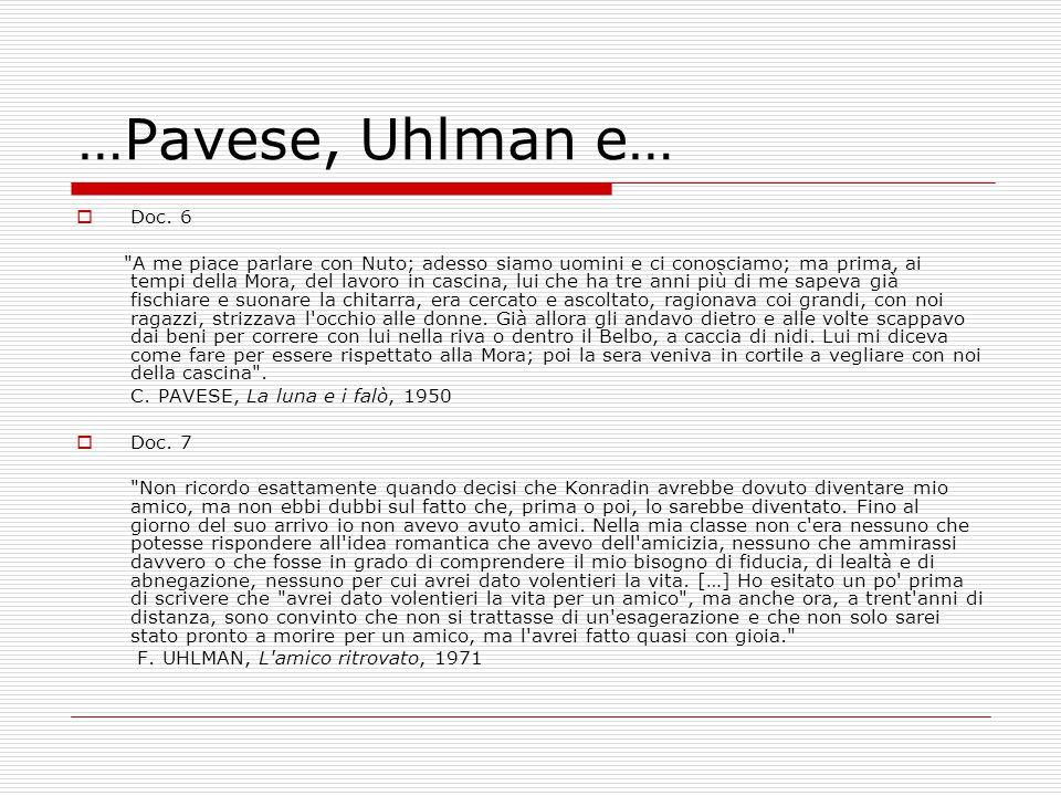 …Pavese, Uhlman e…  Doc. 6