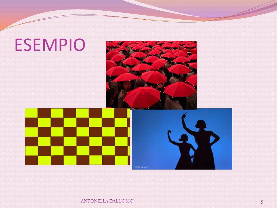 ESEMPIO 5ANTONELLA DALL'OMO