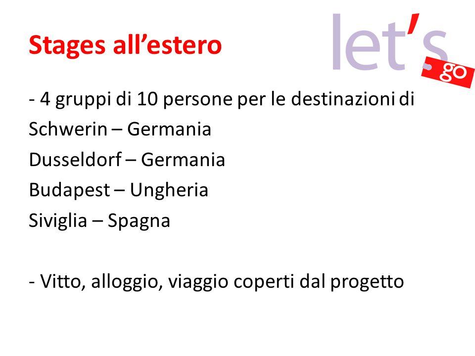 Requisiti Residenza O domicilio in Toscana Non avere 35 anni compiuti Rispondere ai requisiti del profilo dato (lingua, formazione o esperienza)