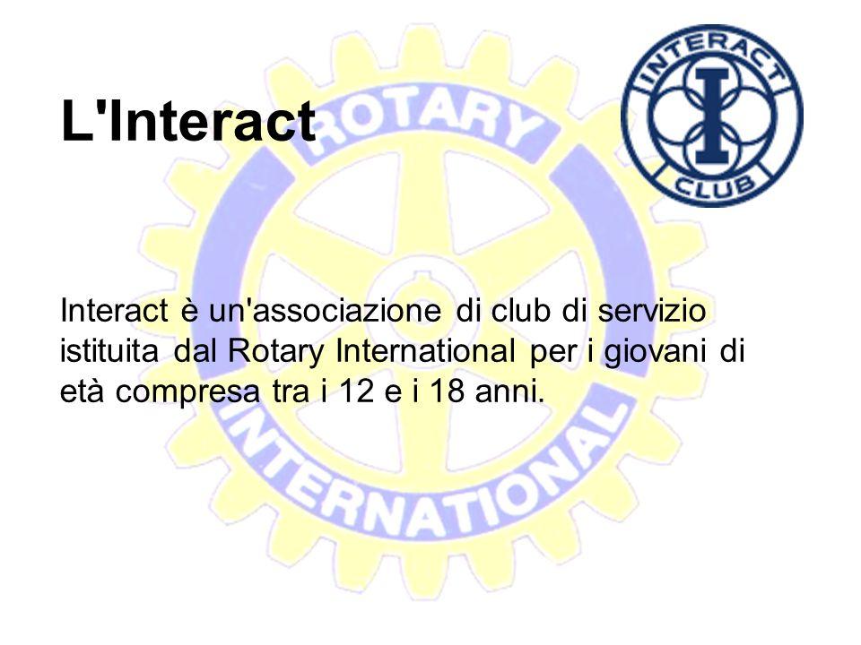 La formazione Il Rotary è da sempre impegnato a trasmettere i propri valori affinché sempre più persone possano contribuire alla crescita dell'umanità