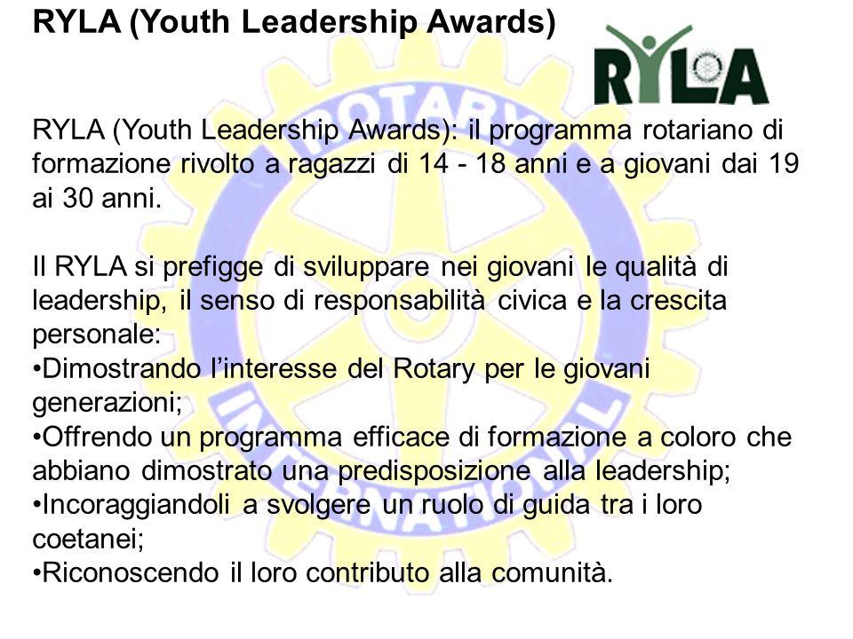 Programma Scambio giovani del Rotary Per oltre 75 anni, studenti e famiglie ospitanti hanno allargato i loro orizzonti attraverso lo Scambio giovani d
