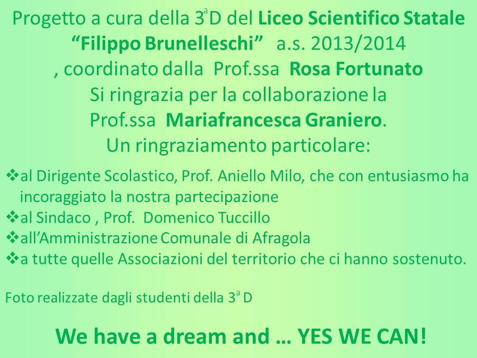 La COOPERATIVA MARCOVALDO forse è un sogno…ma noi ci crediamo e lo vogliamo trasferire a Carmela, Carmine, Paolo & Paolo, Raffaella e Silvia, i nostri