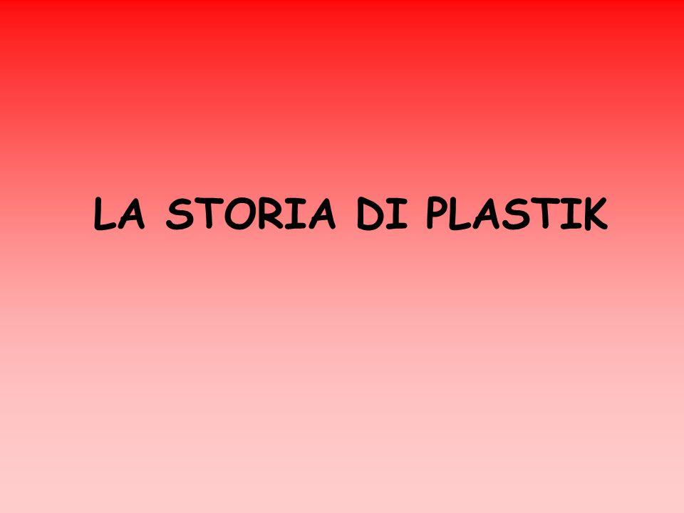 LA STORIA DI PLASTIK