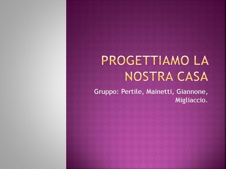 Gruppo: Pertile, Mainetti, Giannone, Migliaccio.