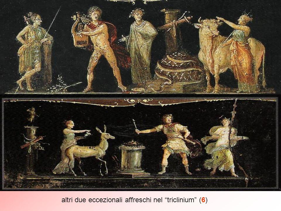 """particolare di """"Amorini"""" che esercitano vari mestieri"""