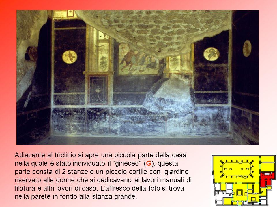 """altri due eccezionali affreschi nel """"triclinium"""" (6)"""