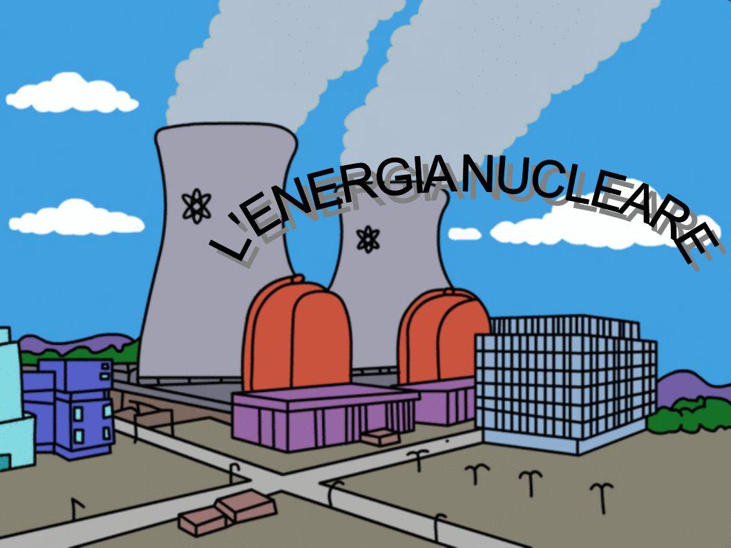 L ENERGIA NUCLEARE (URANIO) L uranio è un metallo di colore bianco argento che pesa più del doppio del ferro e può essere usato come combustibile.