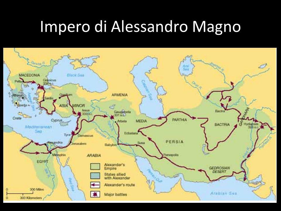 Impero di Alessandro Magno