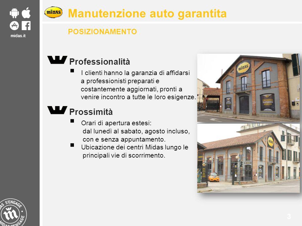 midas.it 24 image/graph ique Manutenzione auto garantita MIDAS OFFRE PNEUMATICI MIDAS TENOR GARANTITO PER 5 ANNI.