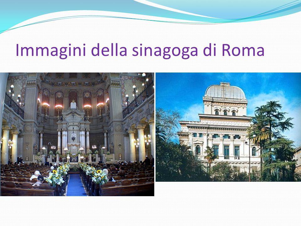 Il luogo di culto degli ebrei:la sinagoga Sinagoga è una parola che viene dal greco e significa
