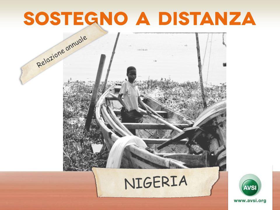 NIGERIA Relazione annuale