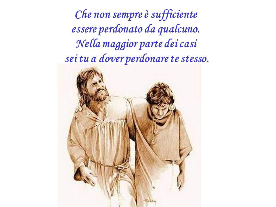 Che non dobbiamo cambiare amici, se comprendiamo che gli amici cambiano.