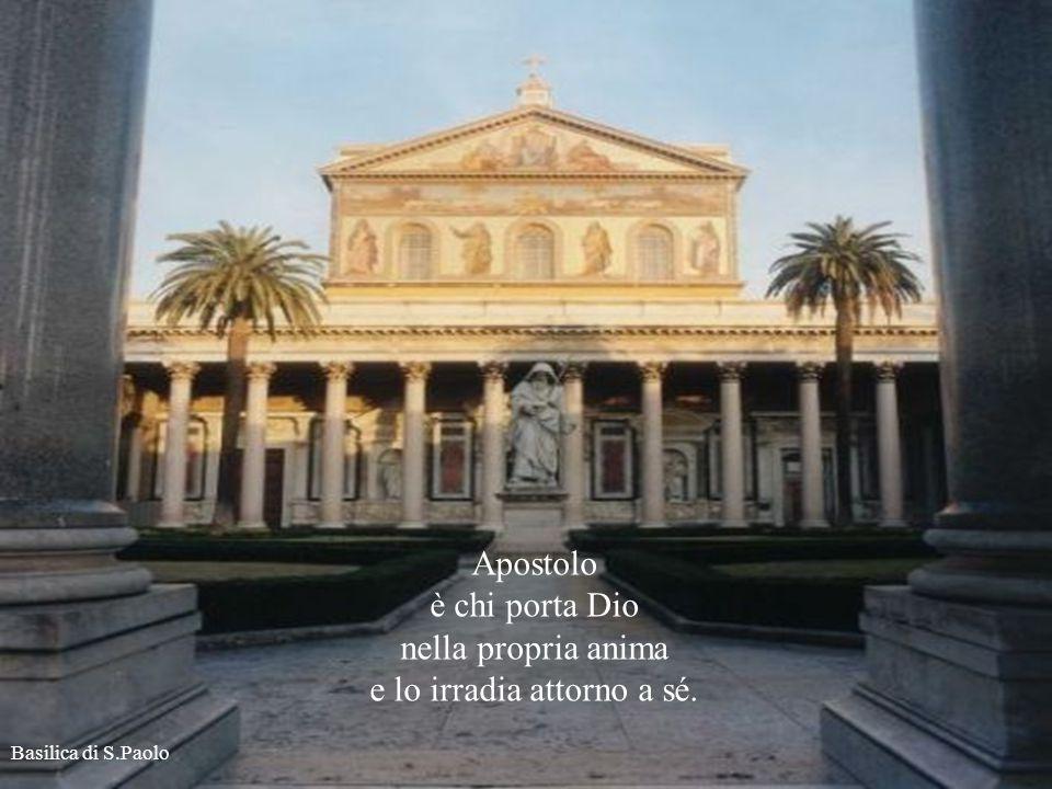 Basilica di San Paolo Testo del Beato G.Alberione