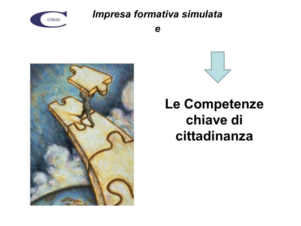 Le Competenze chiave di cittadinanza Impresa formativa simulata e