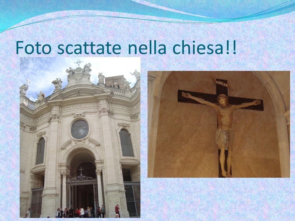 Una stupenda chiesa!!