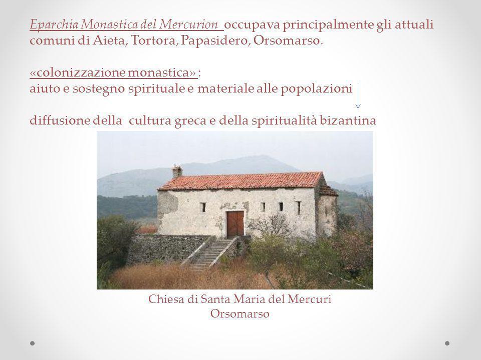 San Nicola dei Greci – Scalea parte integrante di un monastero greco Affreschi datati X sec.