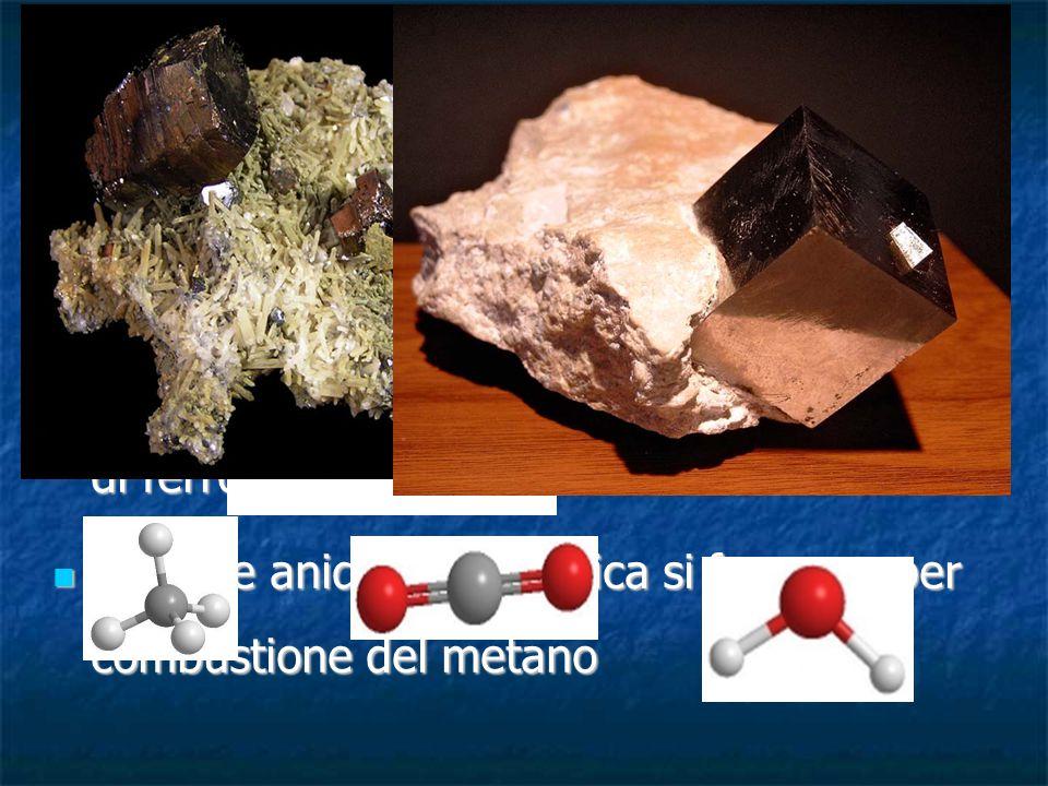 L'anidride solforosa è un composto che deriva dalla combinazione dell'ossigeno con lo zolfo L'anidride solforosa è un composto che deriva dalla combin