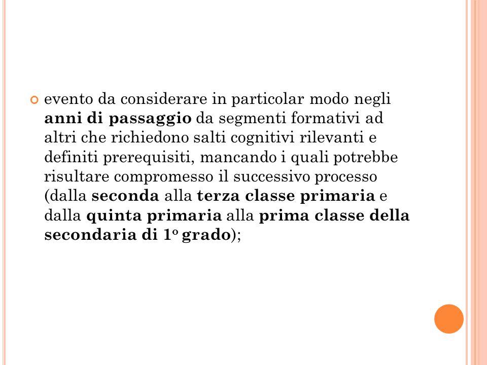 In particolare, per gli alunni diversamente abili che seguono un piano di studi individualizzato, così come previsto dalla circolare n.
