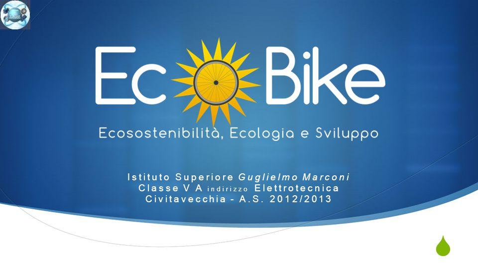Presentazione Progetto Il Progetto Eco bike è stato presentato al Comune di Civitavecchia.