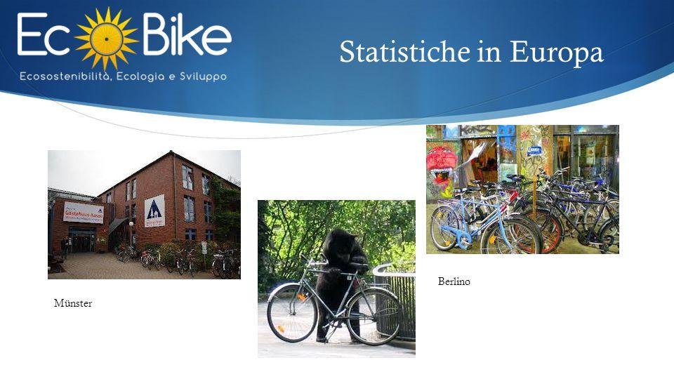 Statistiche in Europa Münster Berlino