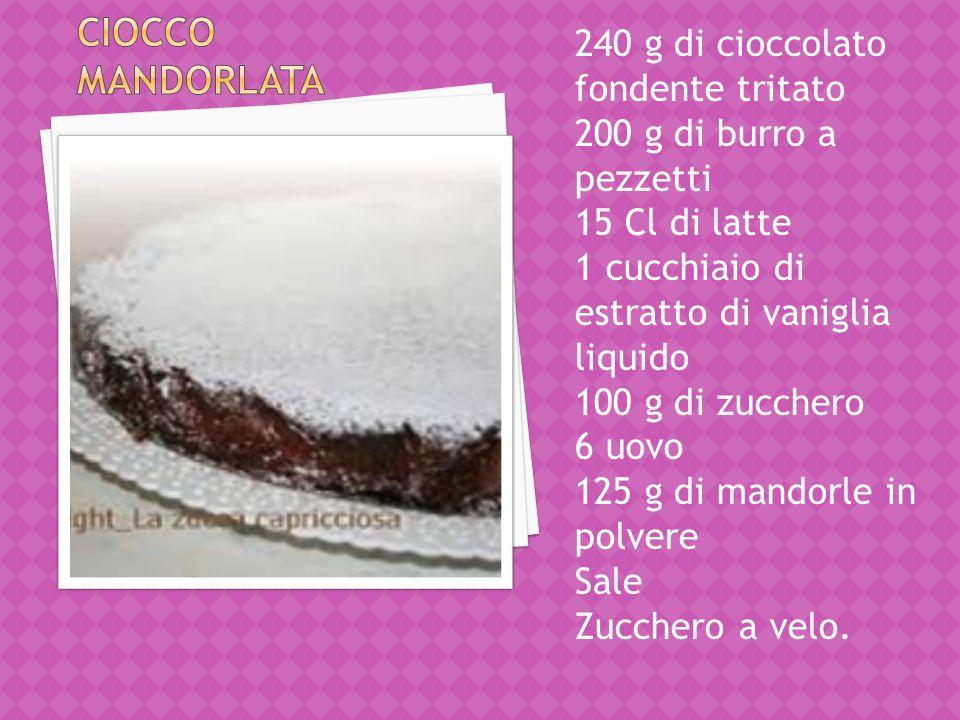 2 kiwi 200gr di ricotta 33 cl di crema di cocco 50 gr di zucchero 2 fogli di gelatina 2 cucchiai di farina di cocco Pelare i kiwi,tagliarli a rondelle