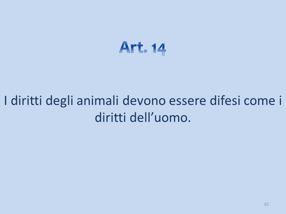 Il Settore Formazione OIPA Italia Onlus ringrazia dell'attenzione. 83