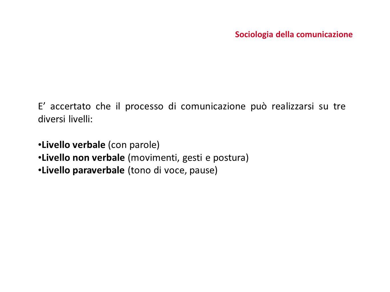 1.La comunicazione verbale Si realizza per mezzo delle parole o per iscritto.