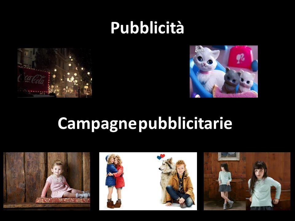 Pubblicità Campagne pubblicitarie