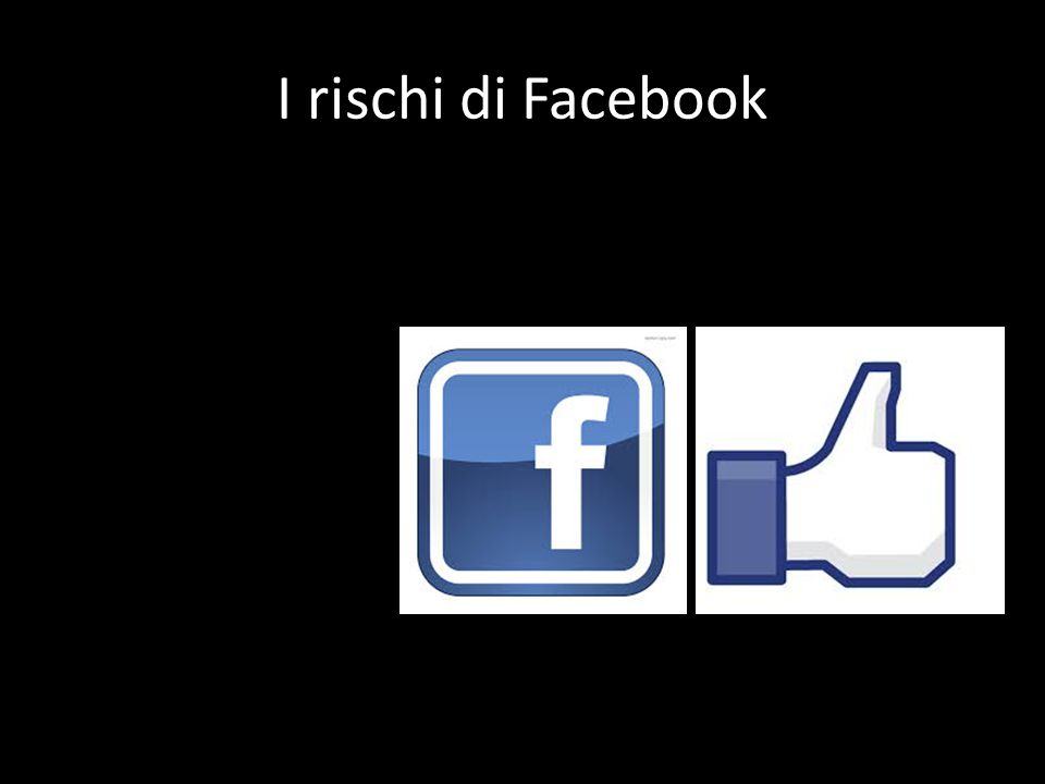 I rischi di Facebook