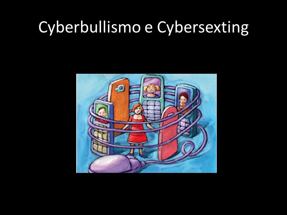 Cyberbullismo e Cybersexting